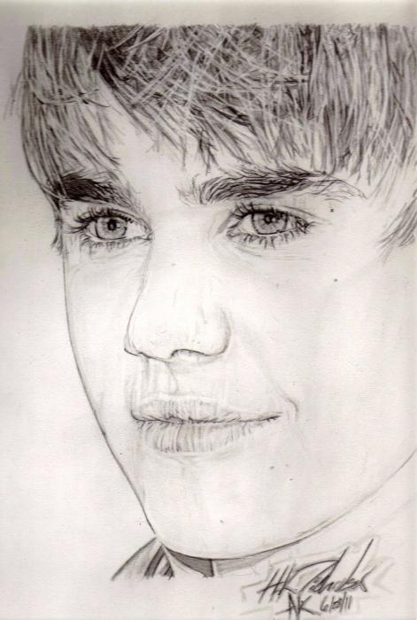 Justin Bieber by ninja_style